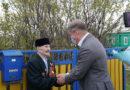 Радий Хабиров навестил участника Великой Отечественной войны в Илишевском районе