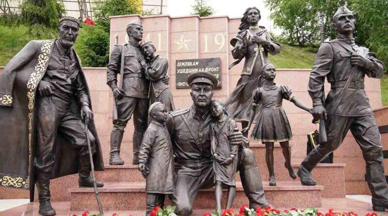 Любимый памятник Главы Башкортостана находится возле вокзала