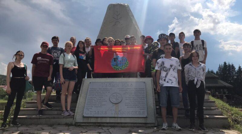 В Салавате ветераны участвовали в проведении мероприятия для подростков