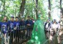 В Кумертау в канун Дня памяти и скорби провели акцию по благоустройству воинских захоронений