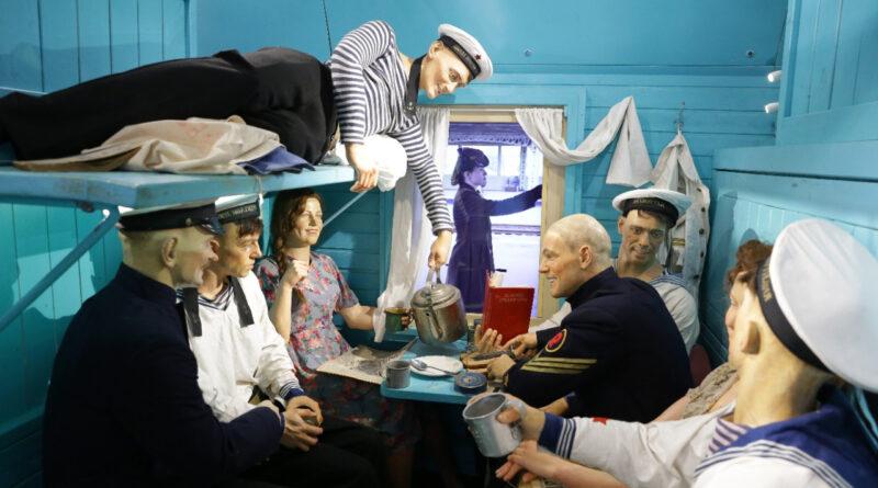 Уфу посетит уникальная передвижная выставка «Поезд Победы»