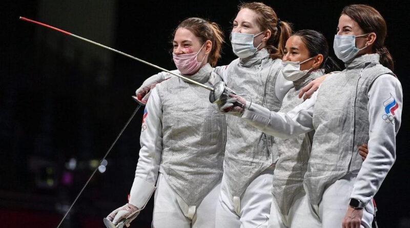 Уфимка Аделина Загидуллина стала олимпийской чемпионкой