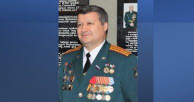 Ушел из жизни полковник Иршат Юнирович Фахритдинов
