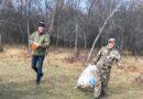 Ветераны Бураевского района провели экологический субботник